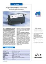 High-Performance Precision Motorized Actuator VP-25AA