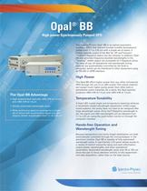 High-power Synchronously Pumped OPO-Opal® BB