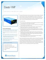 High repetition rate dye laser-Credo�-YHP