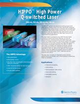 HIPPO� High Power Q-switched Laser