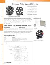 Indexed Filter Wheel Mounts