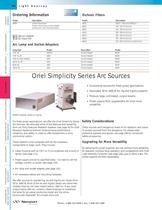 Simplicity Series Arc Sources