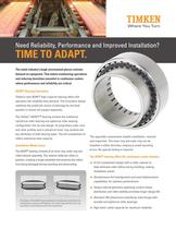 ADAPT Bearing Product Sheet