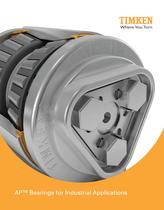 APTM Bearings for Industrial Applications