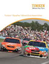 Timken&reg; RacePac&reg; Wheel End Assemblies