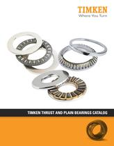 Timken Thrust &amp; Plain Bearings