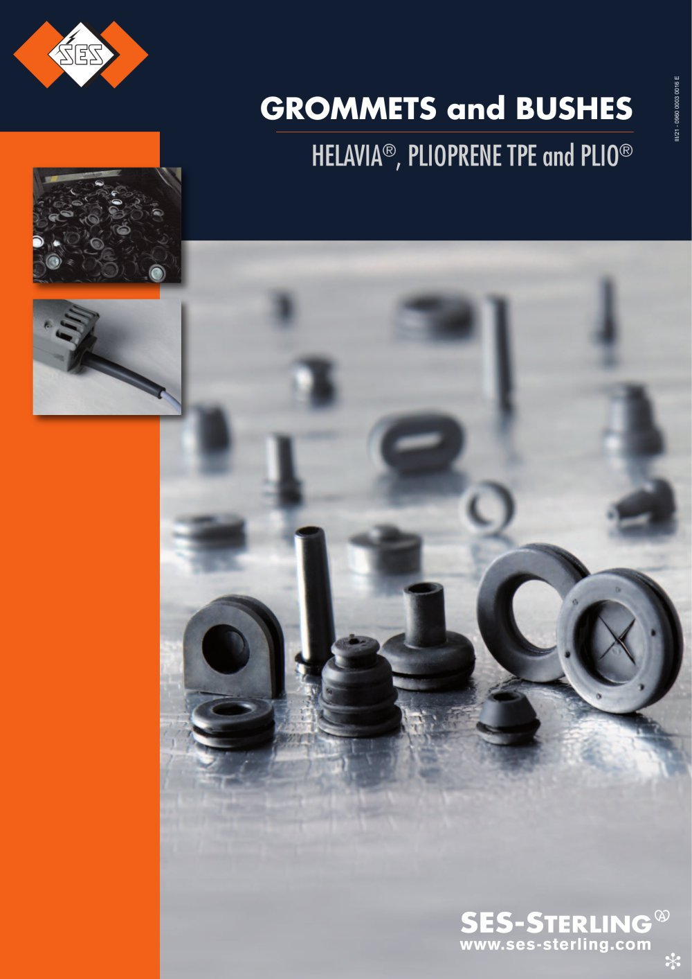 Grommets and Bushes - SES-STERLING - PDF Catalogue | Technical ...
