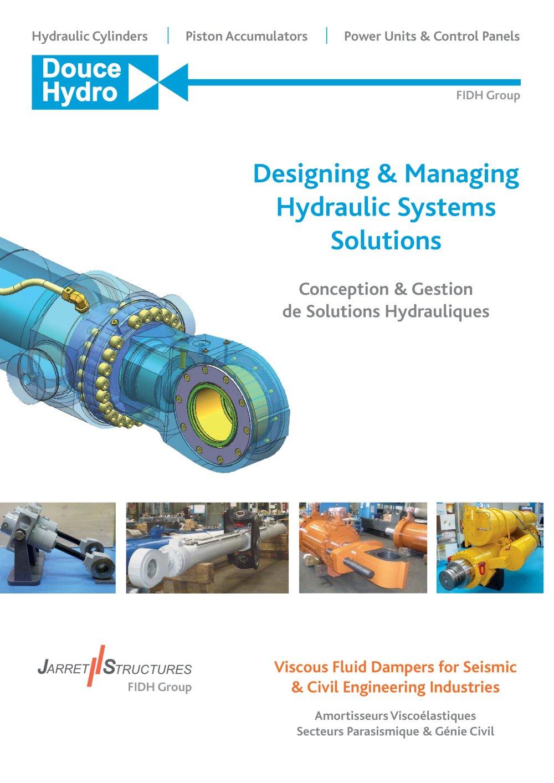 Hydraulic Damper Design Designing Managing Hydraulic