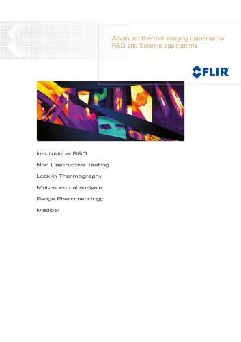 R&D Cooled catalogue