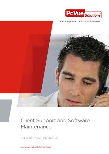 PcVue Solutions - Maintenance EN - ARC Informatique - PDF