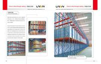 Union Drive in Racking Logistics System
