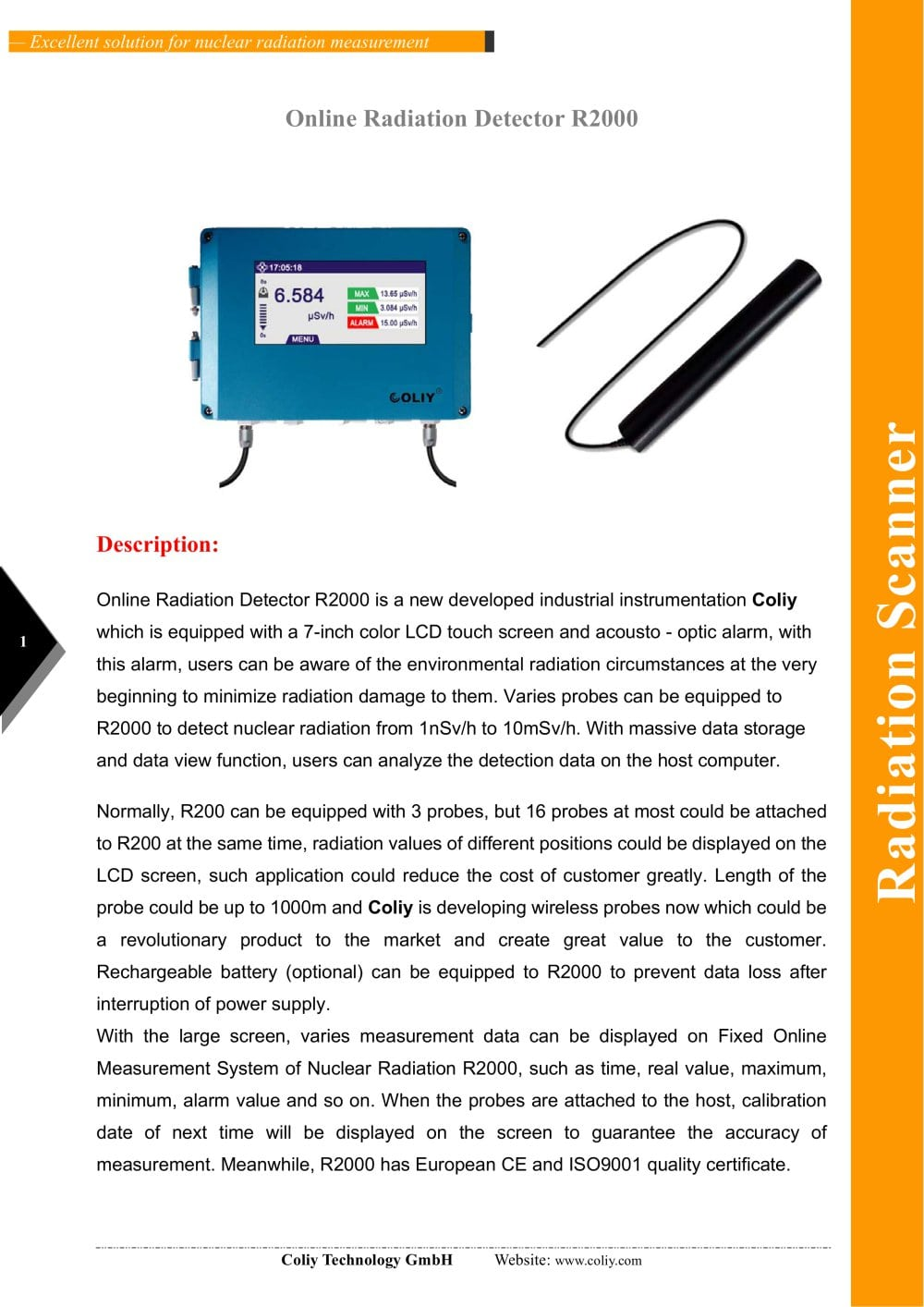 Radiation Detection And Measurement Pdf