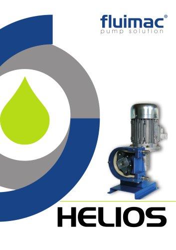 HELIOS - Peristaltic pumps