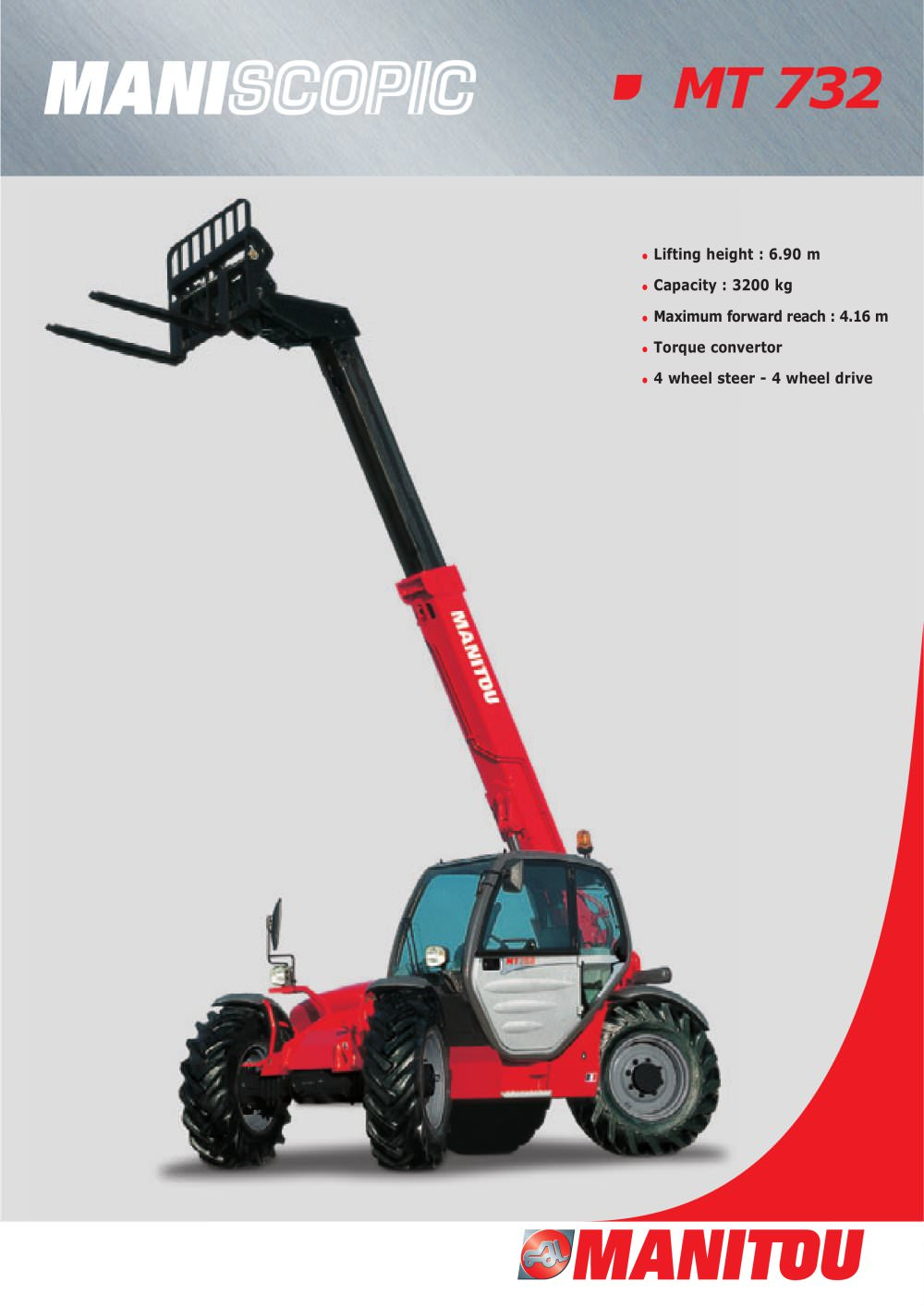 mt 732 manitou pdf catalogue technical documentation brochure rh pdf directindustry com manitou mt 1440 parts manual manitou mt 1440 sl manual