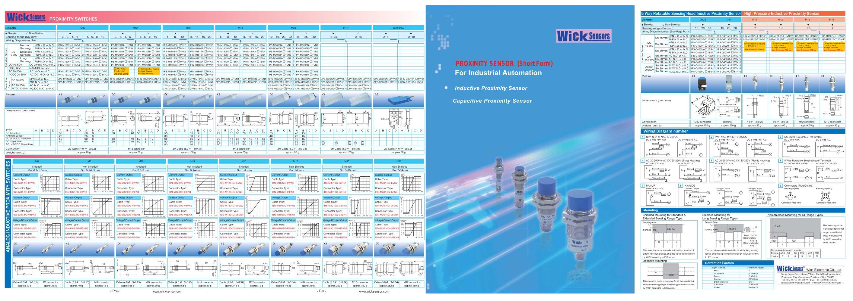 Wick Proximity Sensors - WICK ELECTRONIC COMPANY LIMITED - PDF ...
