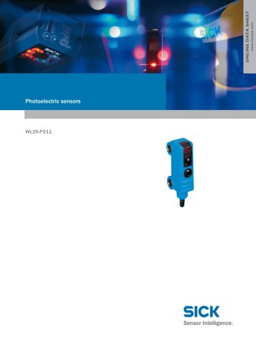 photoelectric sensors - 1 / 5 pages