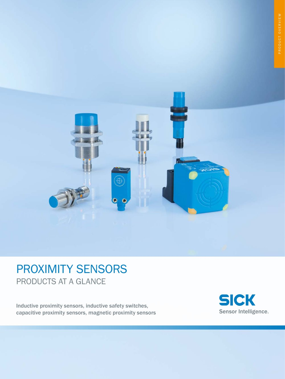 Proximity Sensors - SICK - PDF Catalogue | Technical Documentation ...