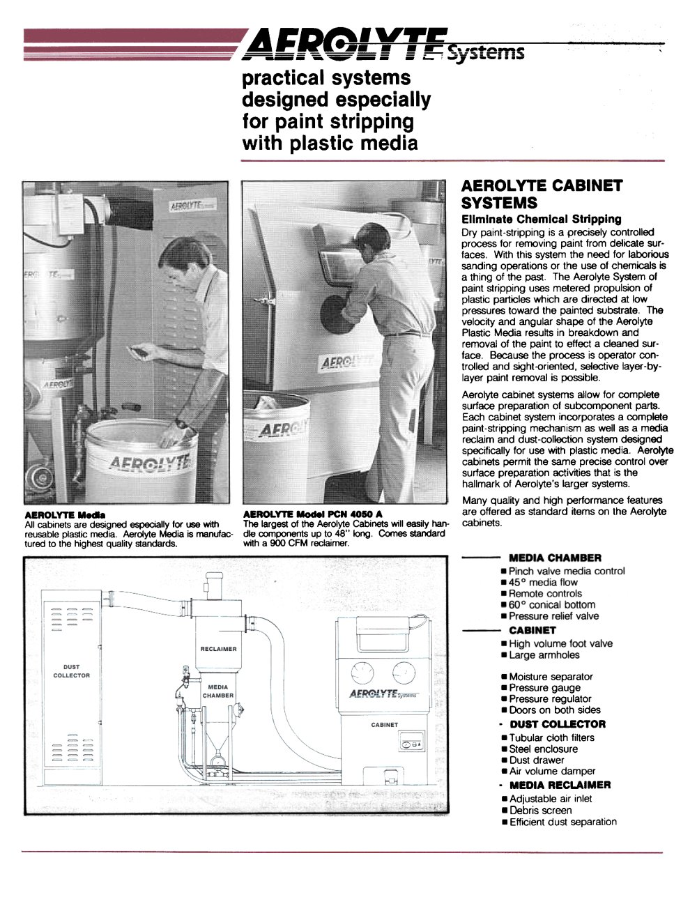 Clemco Industries Blast Cabinets Aerolyte Pressure Cabinets Rev A Clemco Industries Pdf