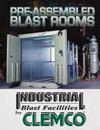 Pre-assembled blast-room