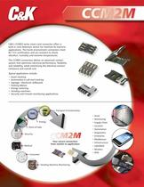CCM2M product flyer