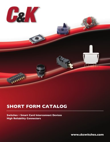 Switch Short Form Catalog