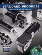 Standard Products Overview Brochure 2011