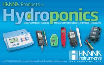 Hydroponics Catalog