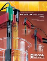 Ion Selective Electrodes Catalog
