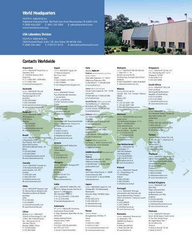 Laboratory Catalog