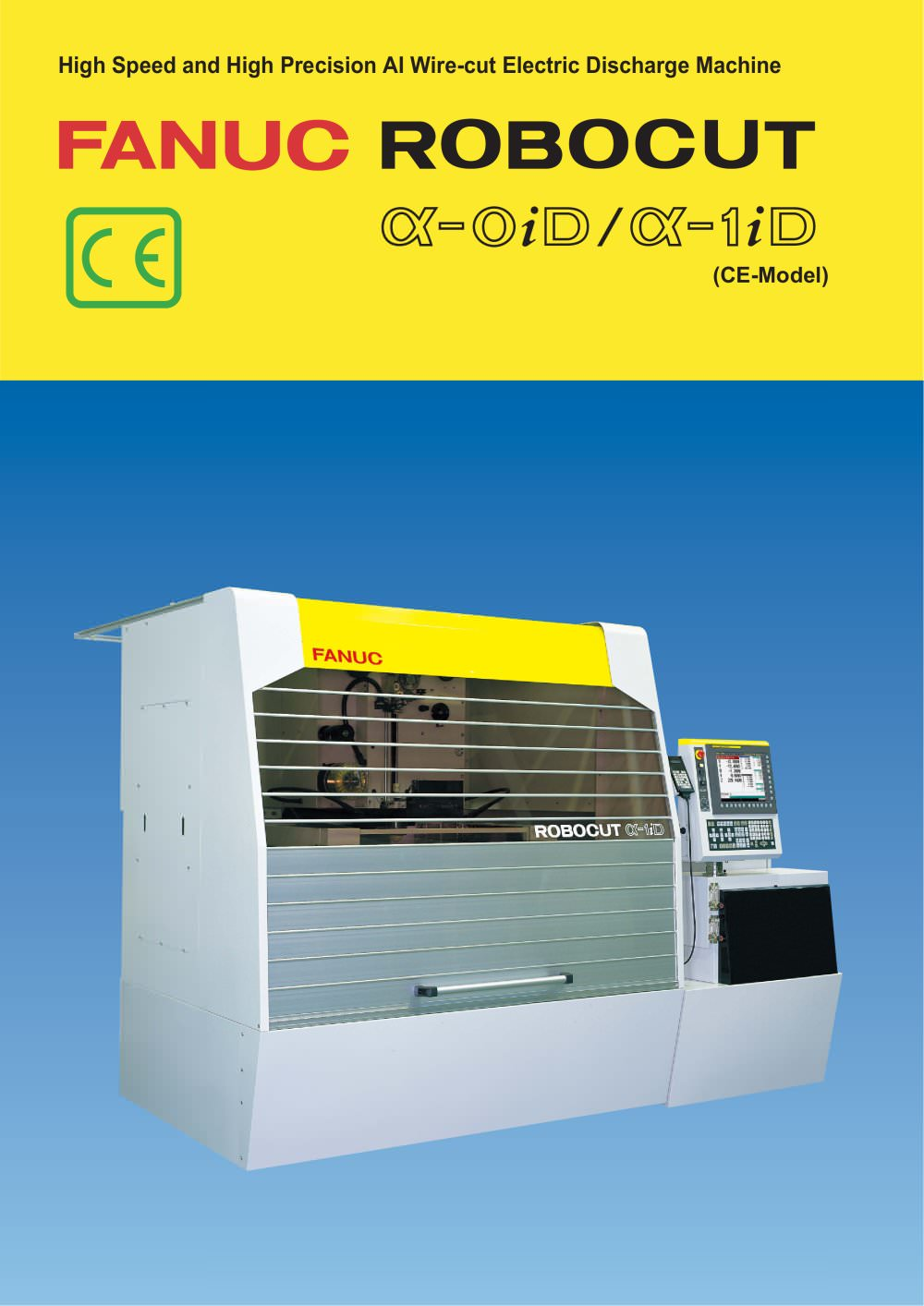 Robocut fanuc robocut a-id series - 600 group - pdf catalogue | technical
