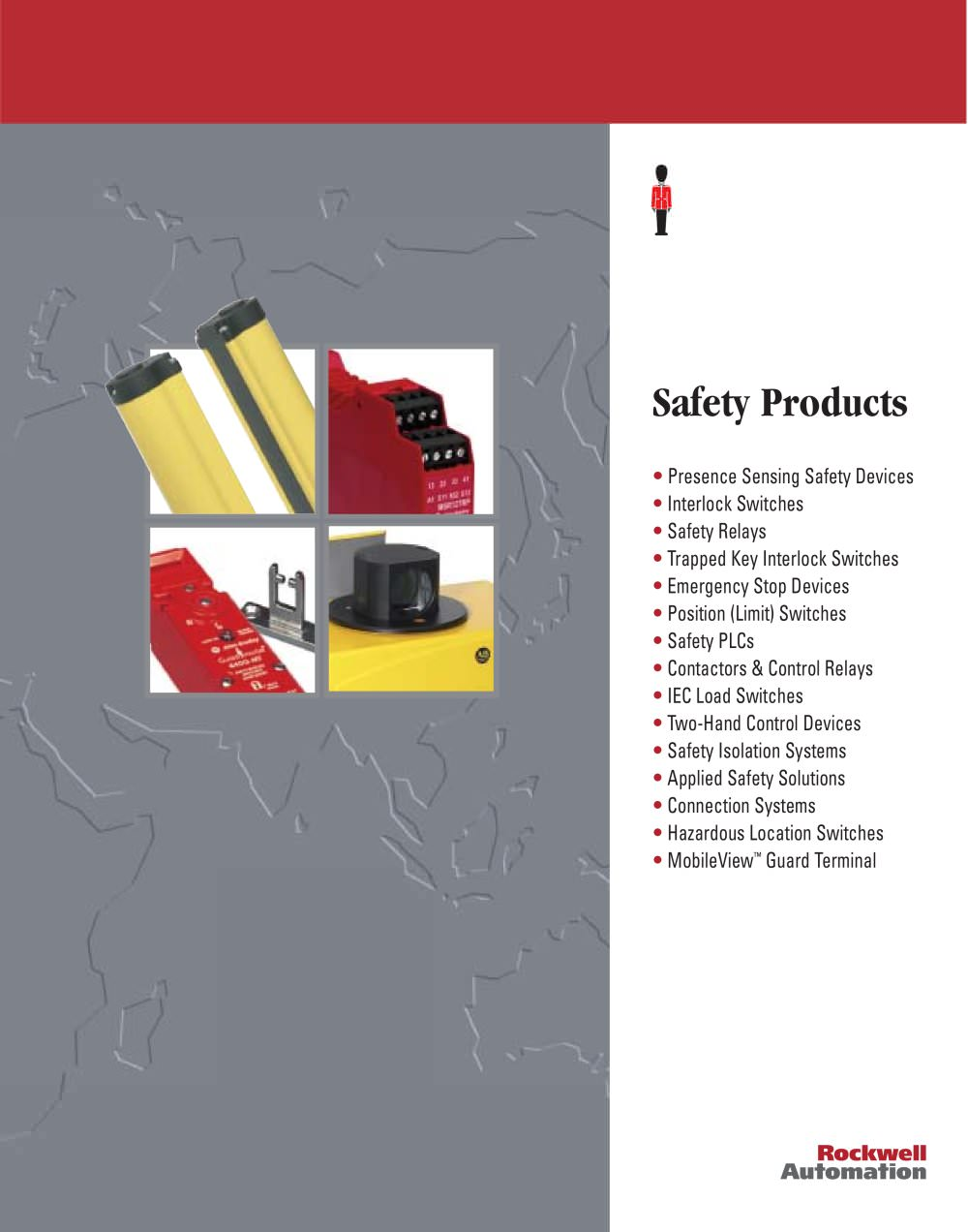 Catalogue - CATALOGUE SAFETY PRODUCTS - Allen-Bradley Safety ...