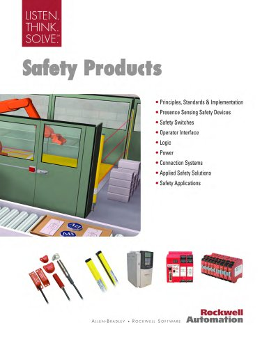 S116 Safety Products Catalog