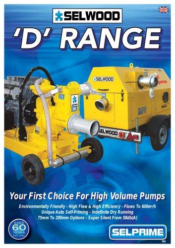 D RANGE - Selwood - PDF Catalogs | Technical Documentation