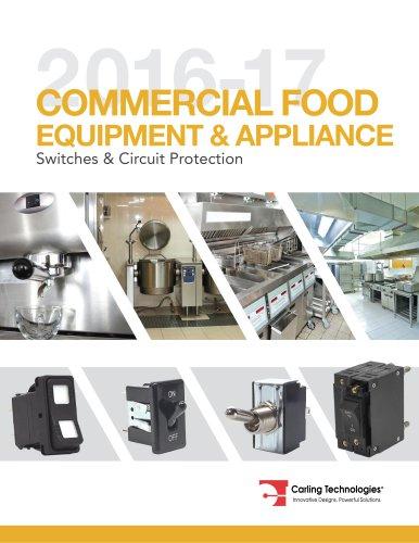 commercial food equipment brochure carling technologies pdf rh pdf directindustry com commercial kitchen equipment catalog pdf