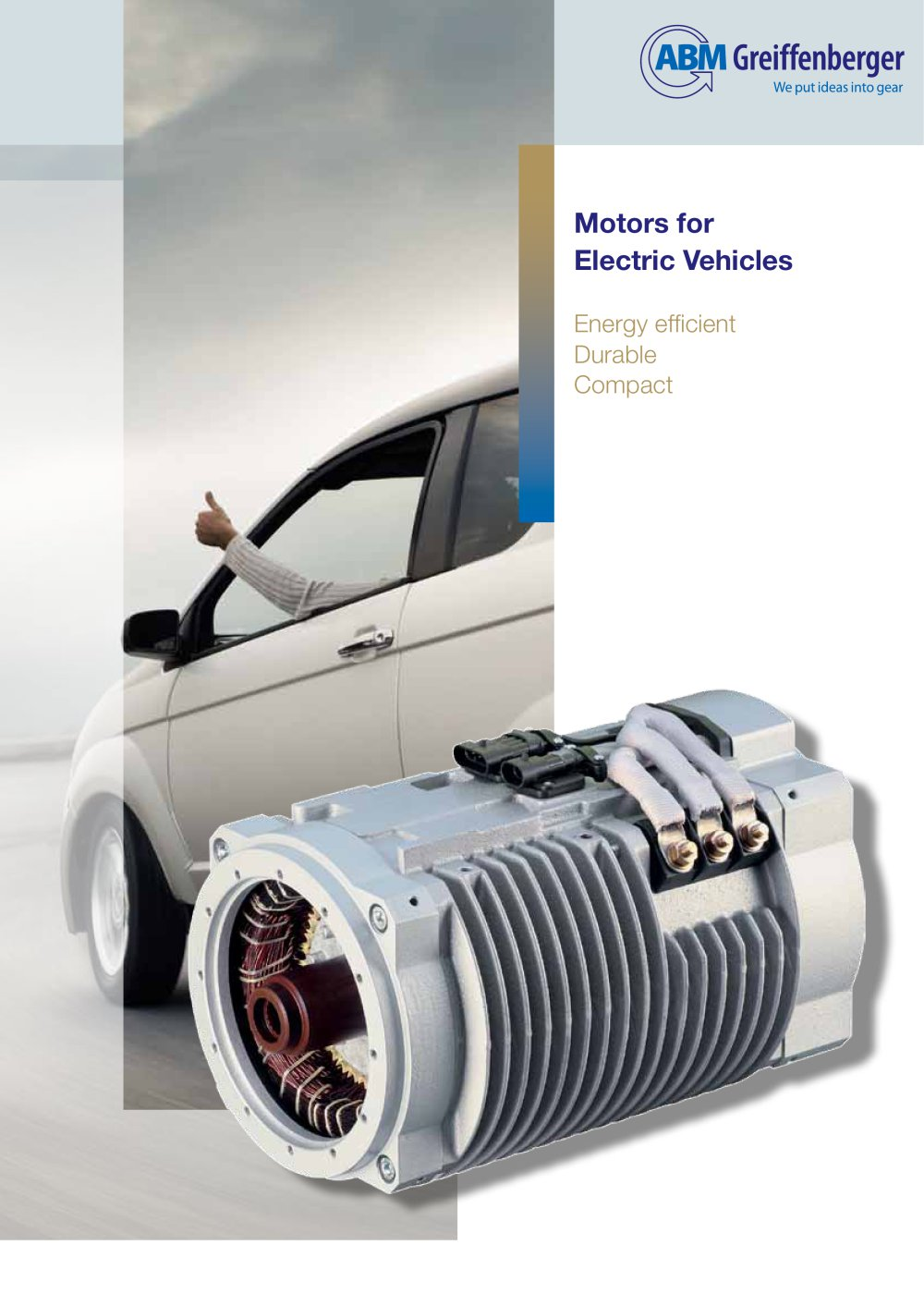 Motors for Electric Vehicles - 1 / 8 Pages