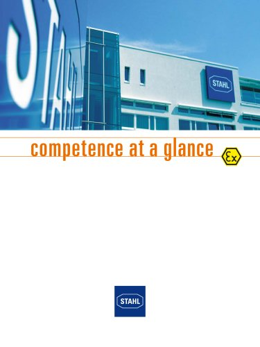 Competence at a glance