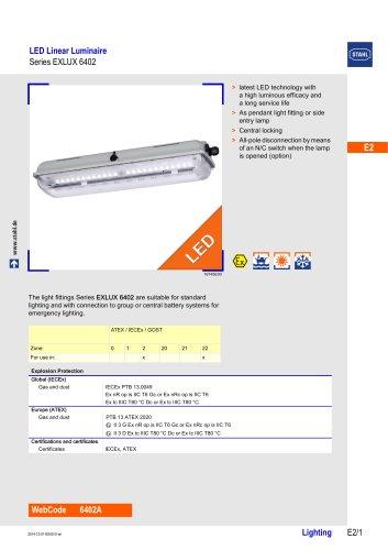LinearLuminaire EK00 III
