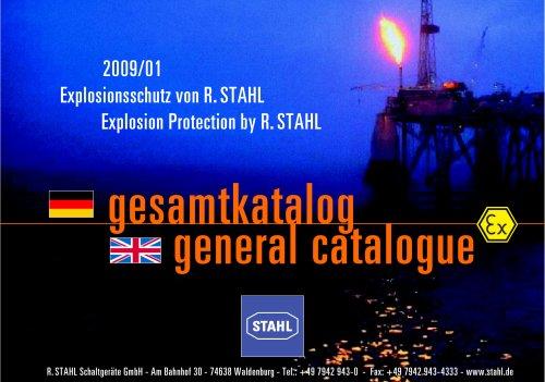 Stahl - Catalog