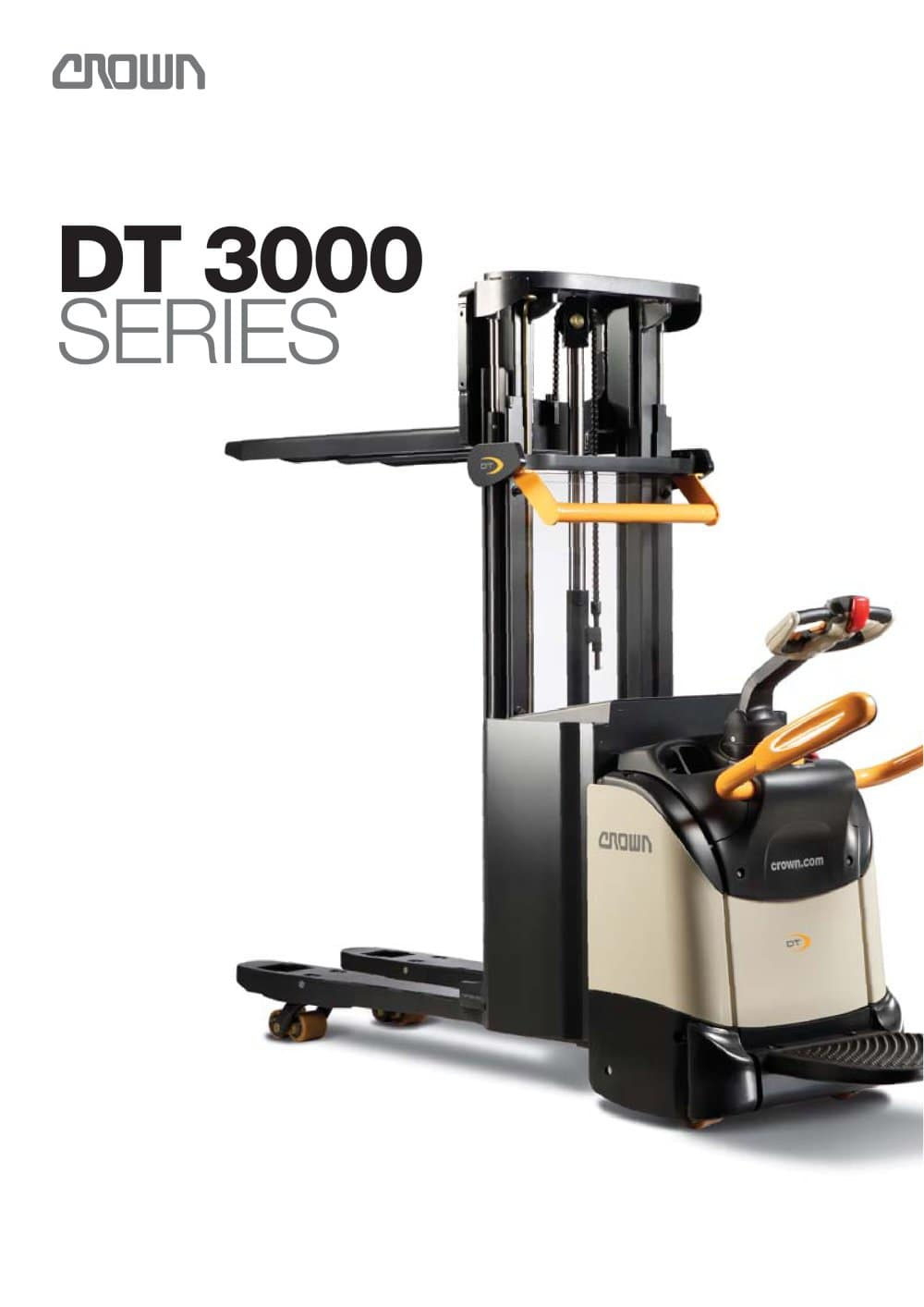 Double Stacker DT 3000 - 1 / 8 Pages