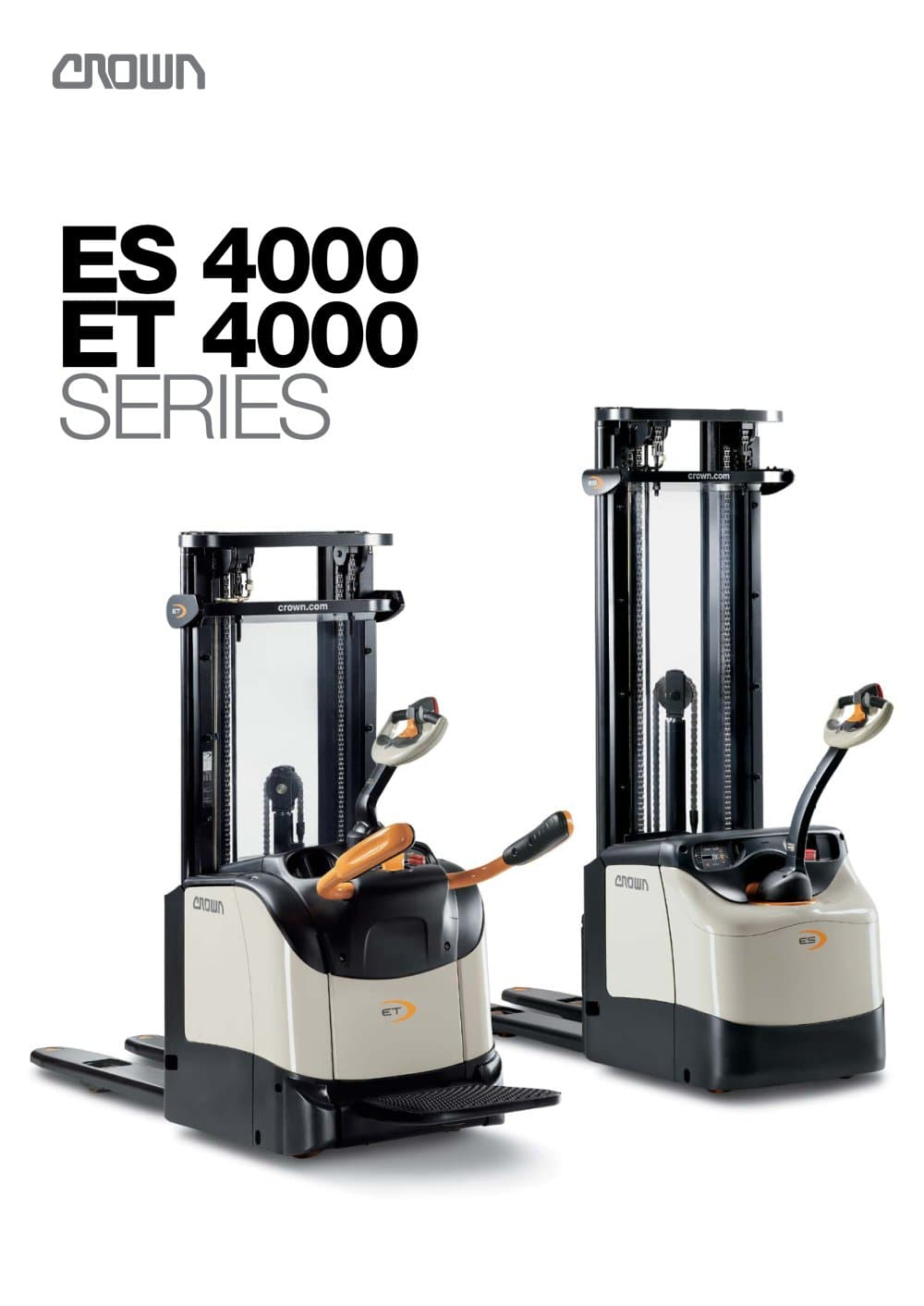 Stacker ES 4000 - 1 / 8 Pages