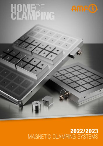 MAGNETIC CLAMPING SYSTEMS