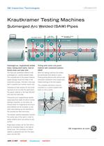 Submerged Arc Welded (SAW) Pipes