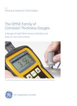The DM5E Family of Corrosion Thickness Gauges