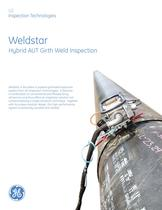 Weldstar Hybrid AUT Girth Weld Inspection
