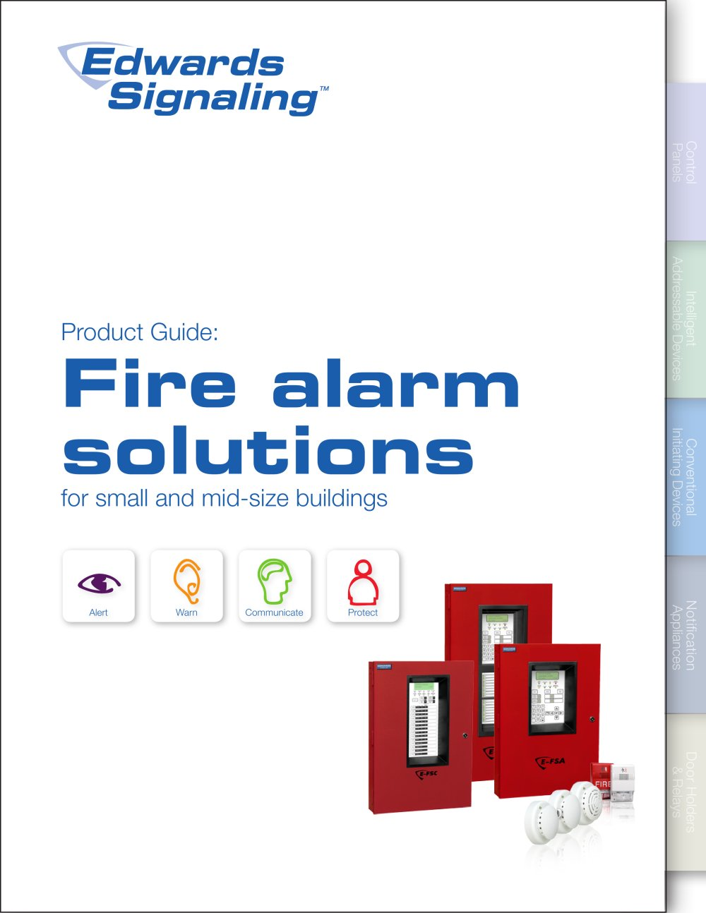 fire alarm product guide 252073_1b fire alarm product guide edwards signaling pdf catalogue fire alarm interface unit wiring diagram at bayanpartner.co