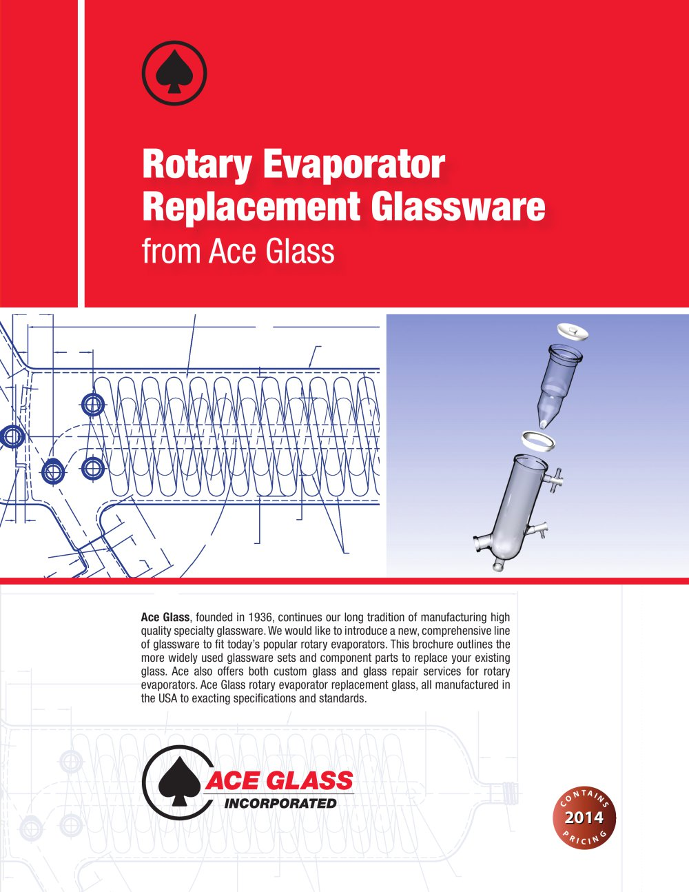 Rotary evaporator replacement glassware ace glass incorporated rotary evaporator replacement glassware 1 16 pages pooptronica Gallery