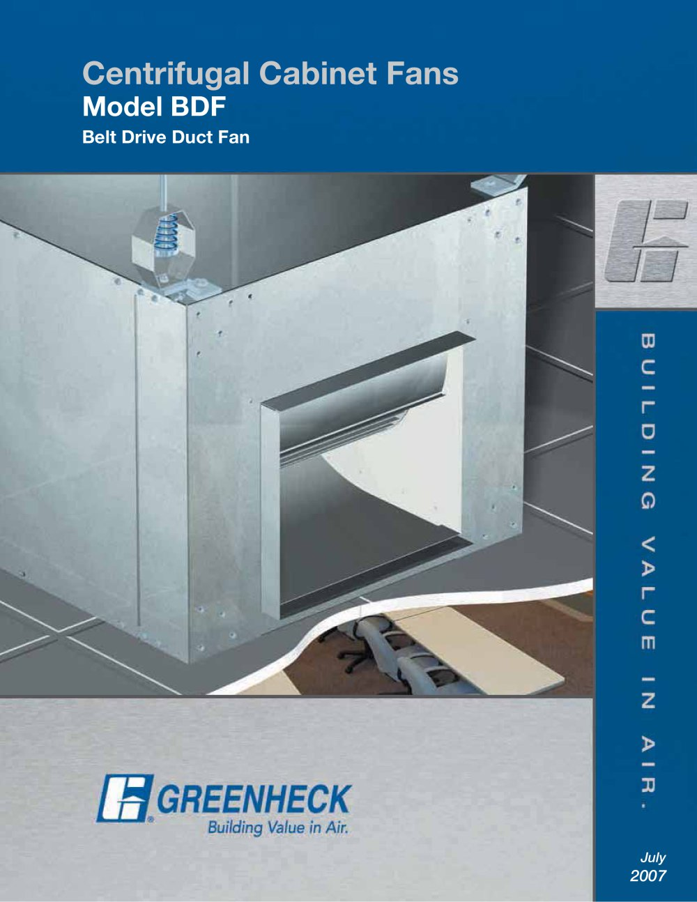 Belt drive duct fans model bdf greenheck pdf catalogue belt drive duct fans model bdf 1 12 pages aloadofball Choice Image