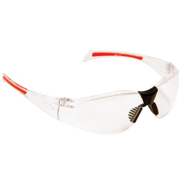 óculos de proteção UV   em policarbonato   em PVC   com proteção lateral -  Stealth 8000™ series 824df49440