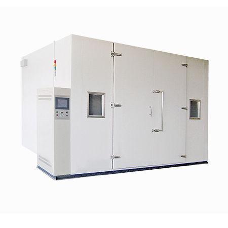 49afdf987 câmara de ensaio de umidade e temperatura / para altas temperaturas / de baixa  temperatura - Walk-In Integrated Chamber
