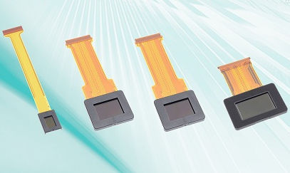 Visor OLED / 1600 x 1200 - Sony Semiconductors